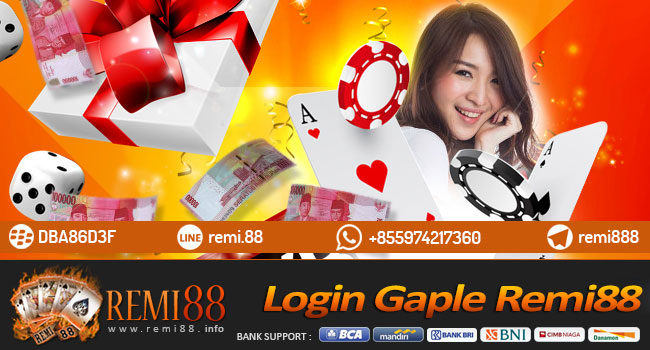 Login-Gaple-Remi88