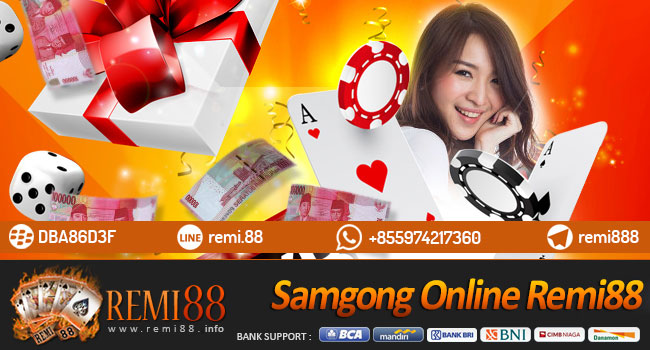 Samgong-Online-Remi88